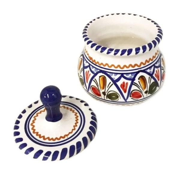Multicolor Spice Dish