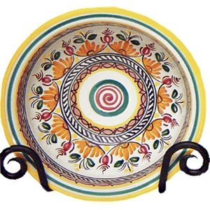 Seville Spanish ceramic bowl