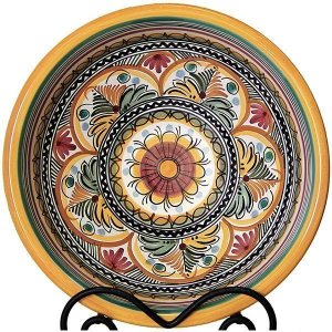 Seville Pattern Spanish Ceramic Bowl