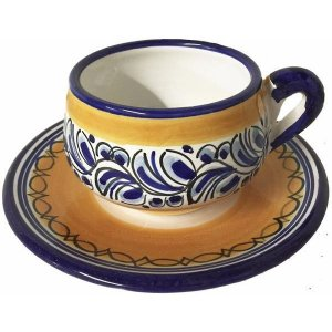 Spain ceramic espresso cups