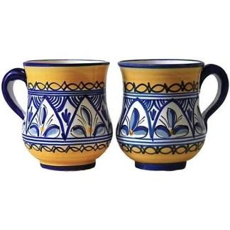 Spanish Ceramic Coffee Mug