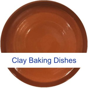 Clay Baking Dishes