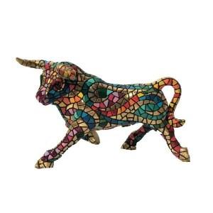 Barcino Mosaic Bull