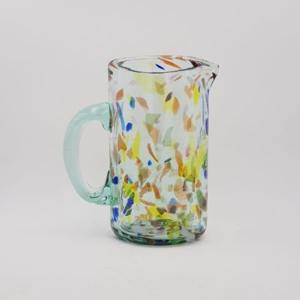 Polka Dot Pitcher - Side