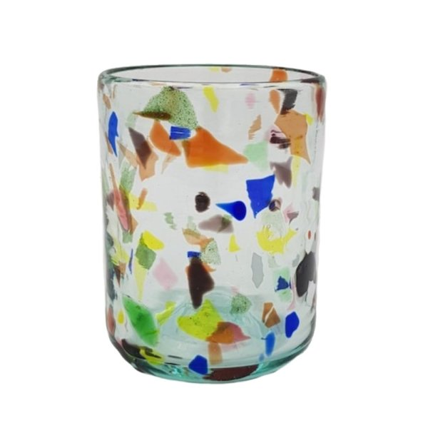 Polka Dot Glass