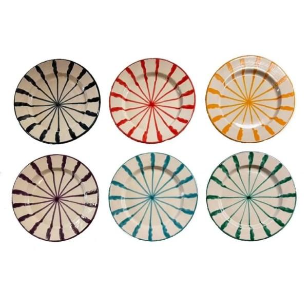 Fajalauza Ceramic Plates