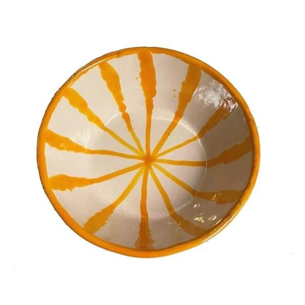 Yellow Granada Bowl