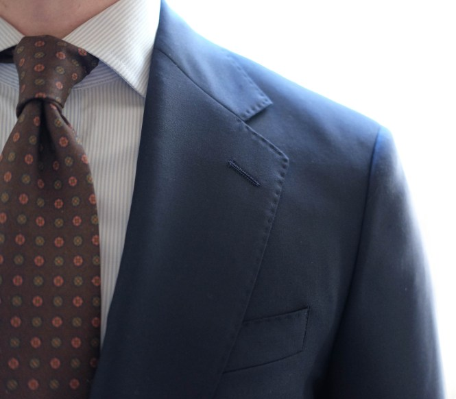 893e844def A Welcome Update: J. Crew Ludlow Suit with Wider Lapels - From ...