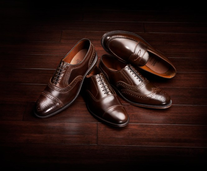 huge discount 7eeb0 628ea It's On Sale: Allen Edmonds Seconds ($325 Shell Cordovan ...