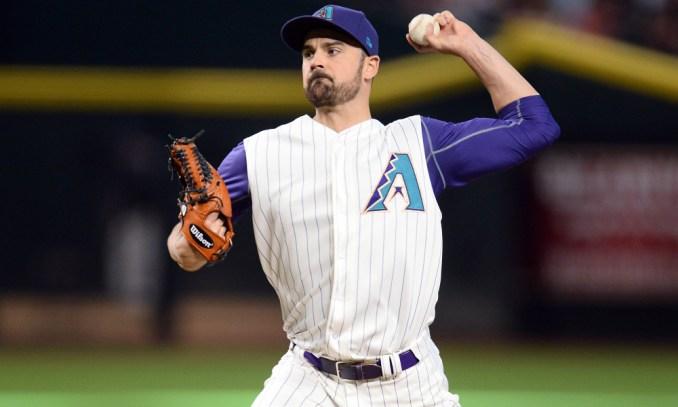 USP MLB: SAN DIEGO PADRES AT ARIZONA DIAMONDBACKS S BBN ARI SD USA AZ