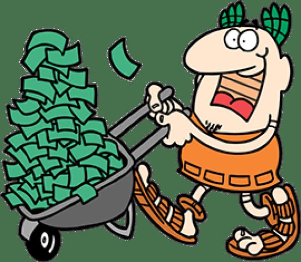 money barrel caesar color (2)