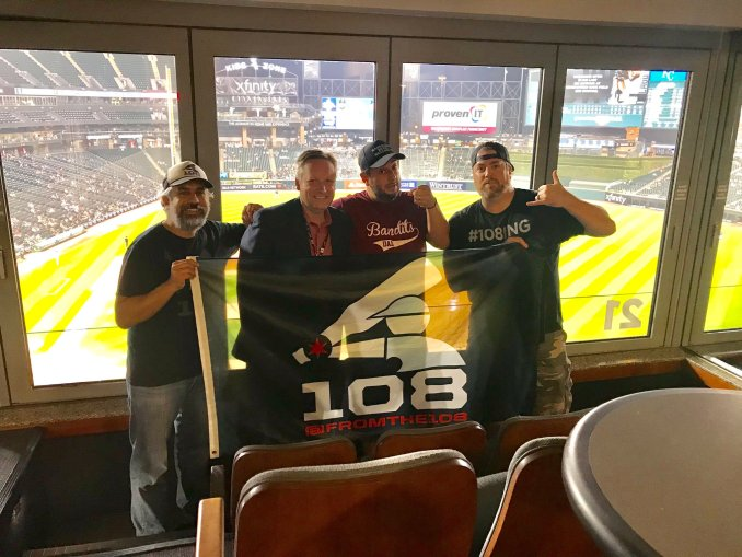 FromThe108 Podcast with Brooks Boyer