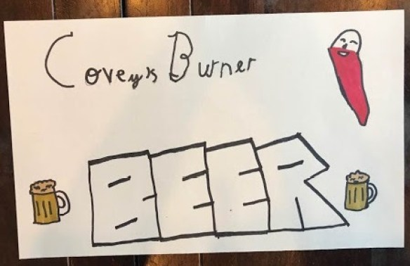 1 Seed Covey's Burner