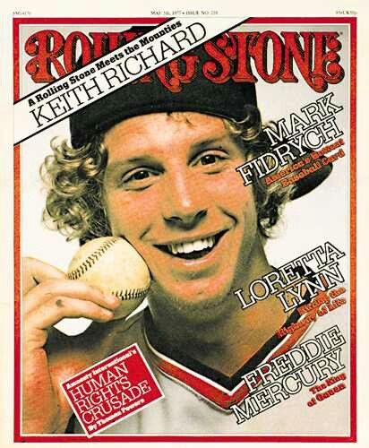 Rolling Stone Baseball
