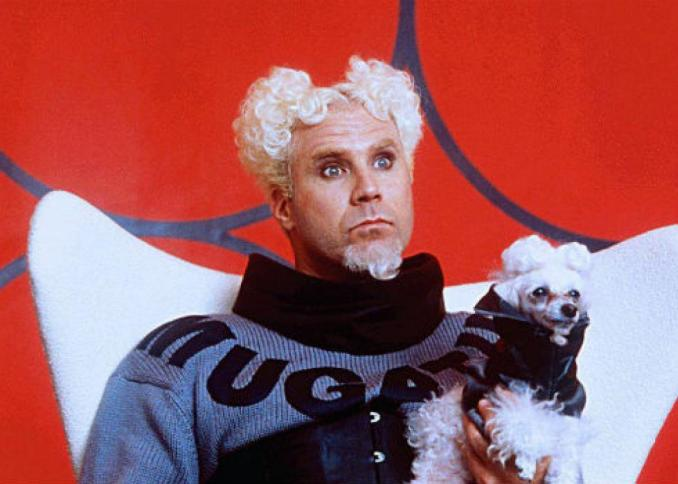 Will Ferrell as Mugatu in Zoolander