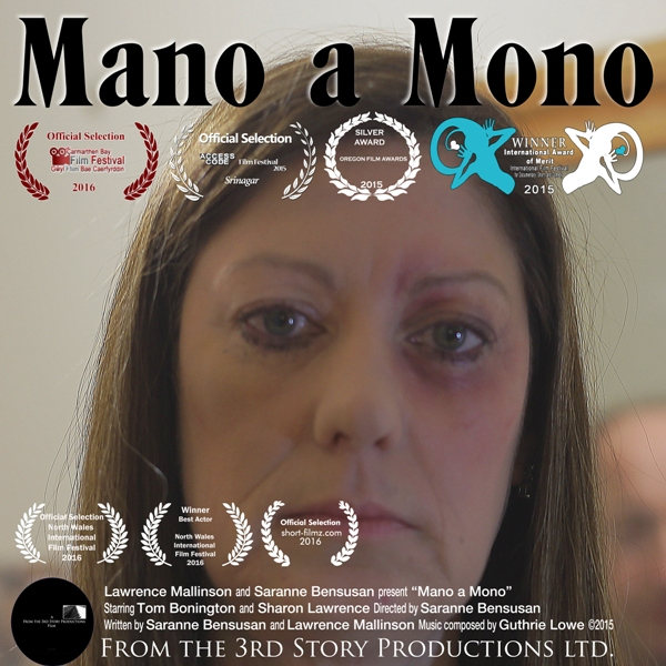Mano 600 - Mano a Mono - a short film <br>directed by Saranne Bensusan