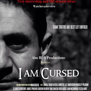 I am Cursed Poster - From the 3rd Story Productions to distribute 'I am cursed' on VOD Worldwide
