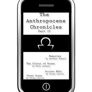 """Compra """"The Anthropocene Chronicles"""" su cellulare"""