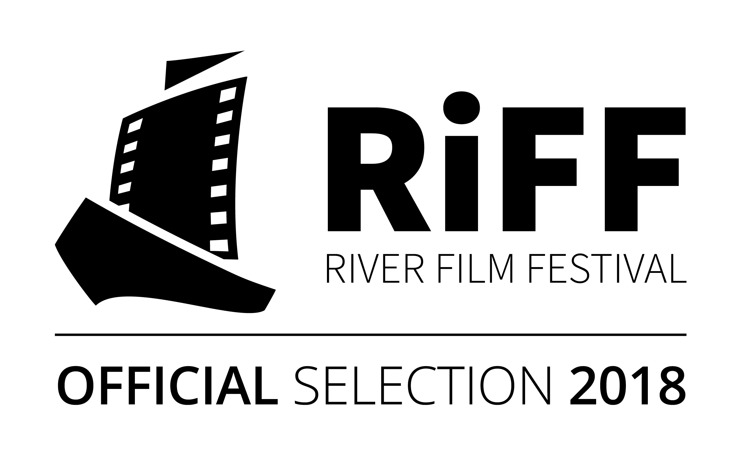 RIFF Logo Official Selection 2018 01 - Ménage du Trois selected to the fifth annual Canaltown Short SpookyTown Movie Festival in Pennsylvania