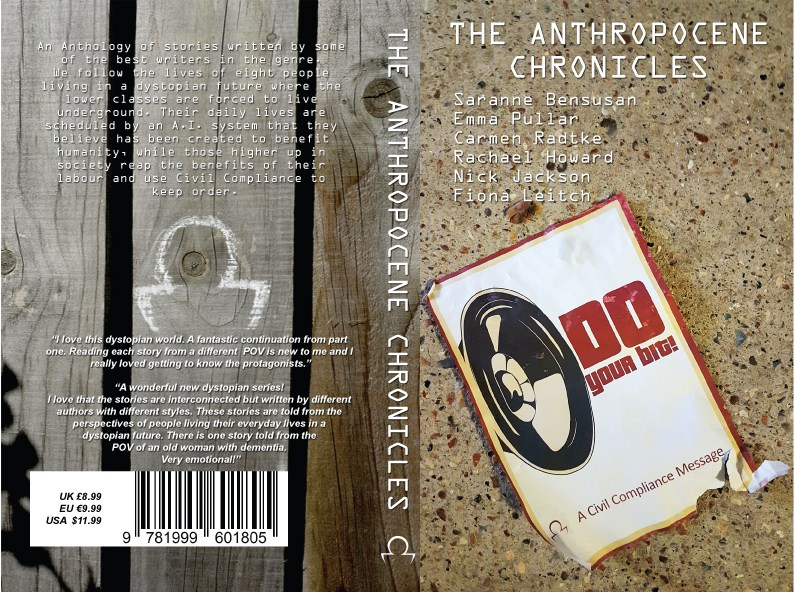 9781999601805 - Paperback of Complete Parts I & II coming soon