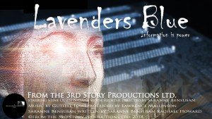 """Lavenders Wide - Festival submissions start for Adam J. Morgan short """"Emily's Journey"""""""