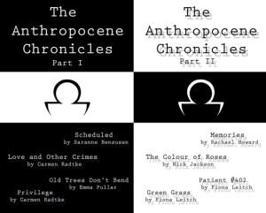 The Anthropocene Chronicles