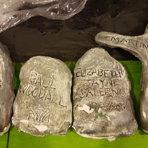 Headstones,Perks,Orheus & Eurydice, Saranne Bensusan