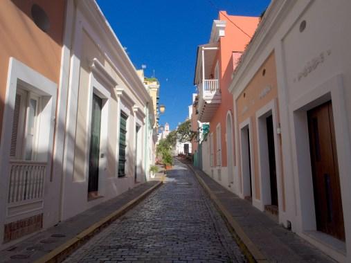 San Juan Street