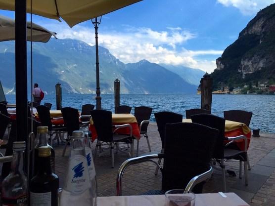 Riva del Garda, Italy, July 2015