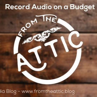 Record Audio on a Budget Using Audacity