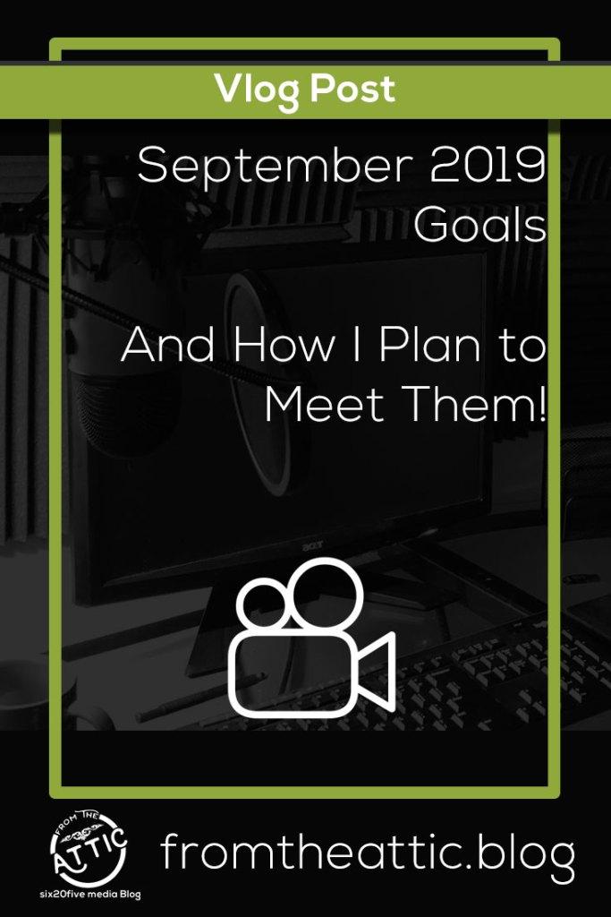 September 2019 Goals