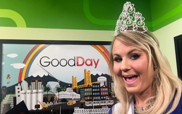Behind the Scenes at Good Day Sacramento