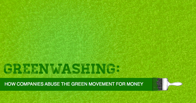 Abusing Cause Marketing: First Pinkwashing and Now Greenwashing?! Oh My!