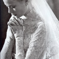 Grace Kelly & Rainier III, Prince of Monaco Wedding (1956)
