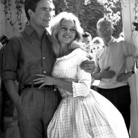 Brigitte Bardot's Wedding to Actor Jacques Charrier (1959)