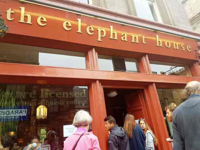 The Elephant House Cafe, fromthecornertable, from the corner table, food blog, travel tuck-in talk, culinary experiences, scotland delicacies, scotland diaries