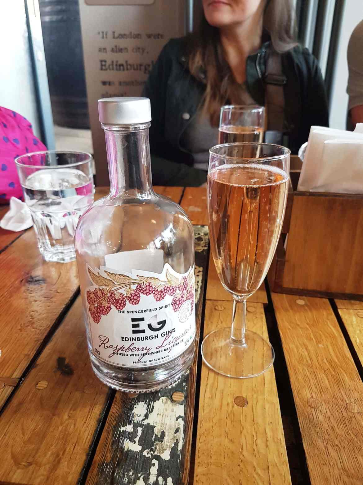 fromthecornertable, from the corner table, edinburgh gin, food tour, food walk, edinburgh, scotland food