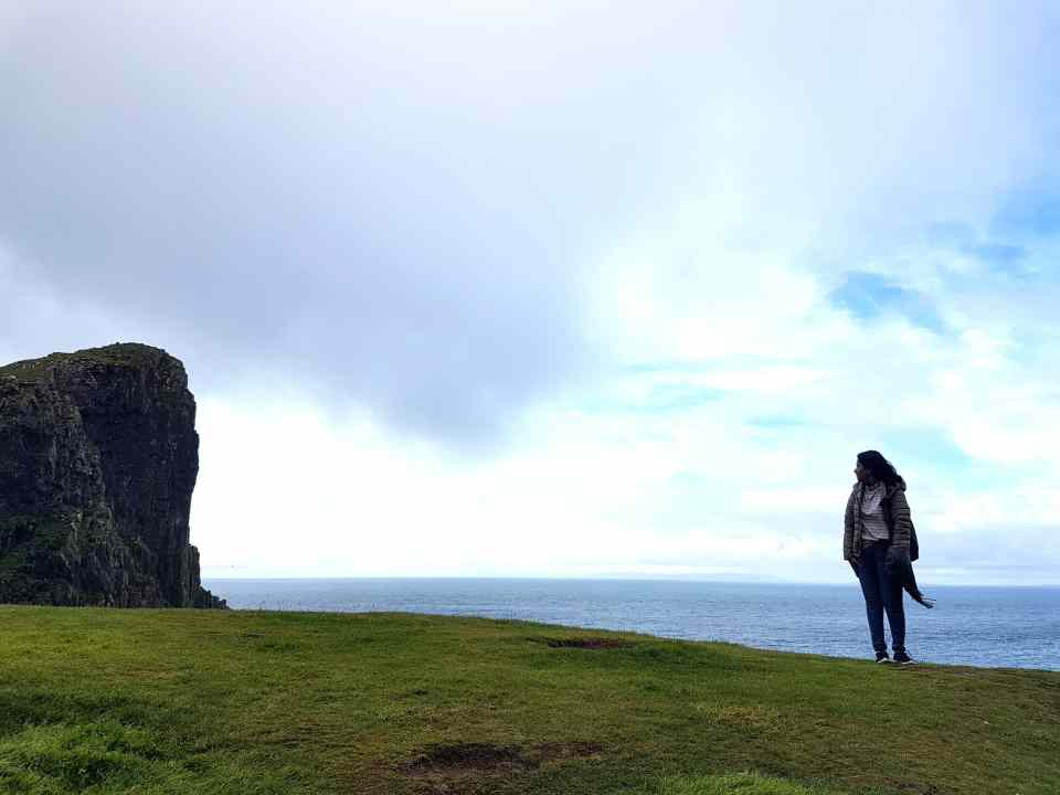 Neist point, #fromthecornertable, from the corner table, travel blog, isle of skye, scotland