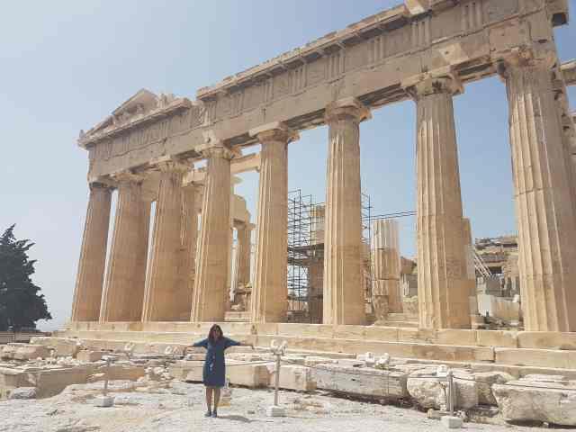 Athens Acropolis Parthenon (5)