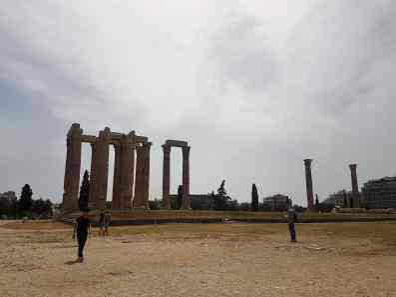 Athens Olympieion (9)