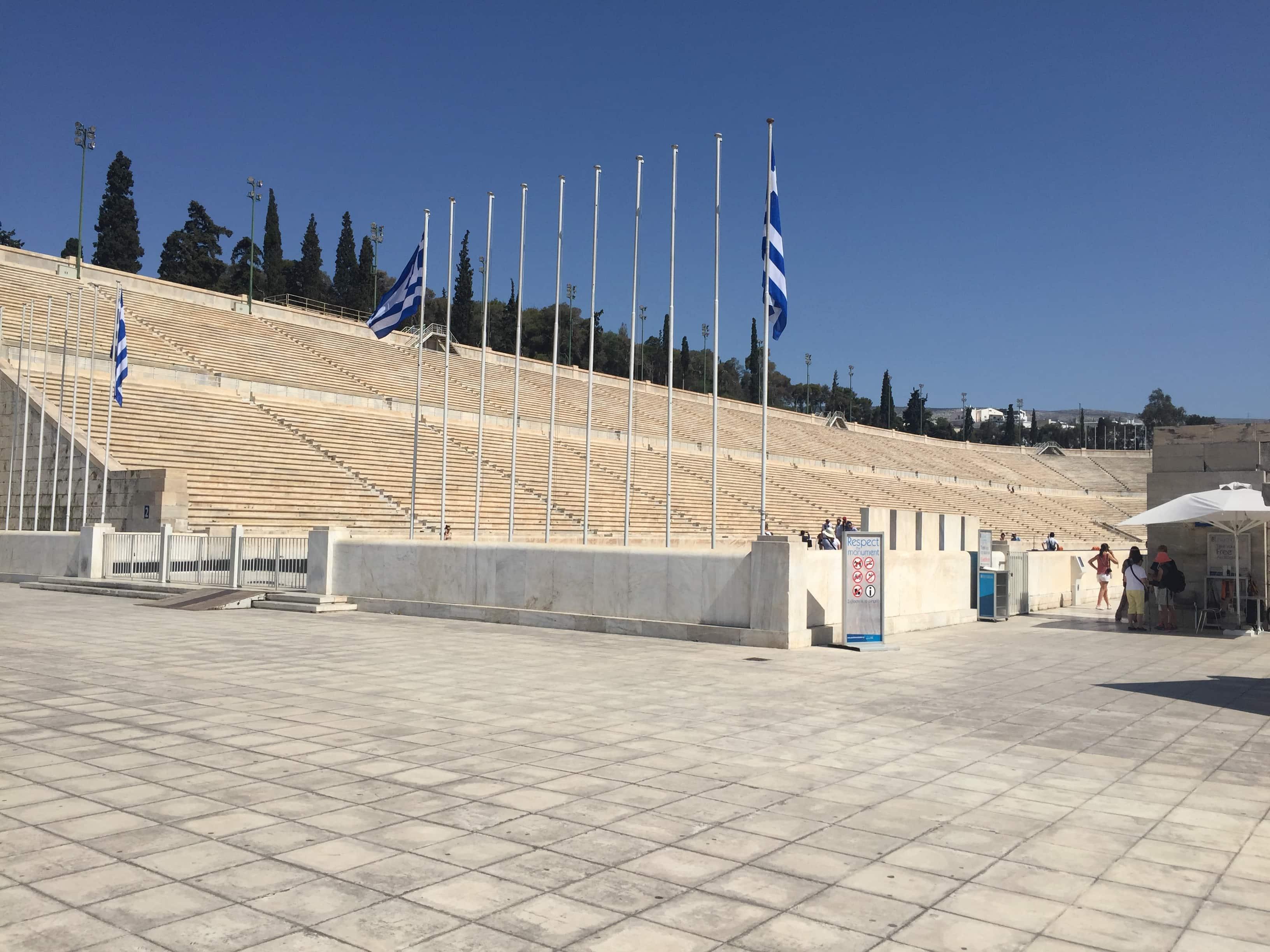 Athens Panathenaic Stadium (15)
