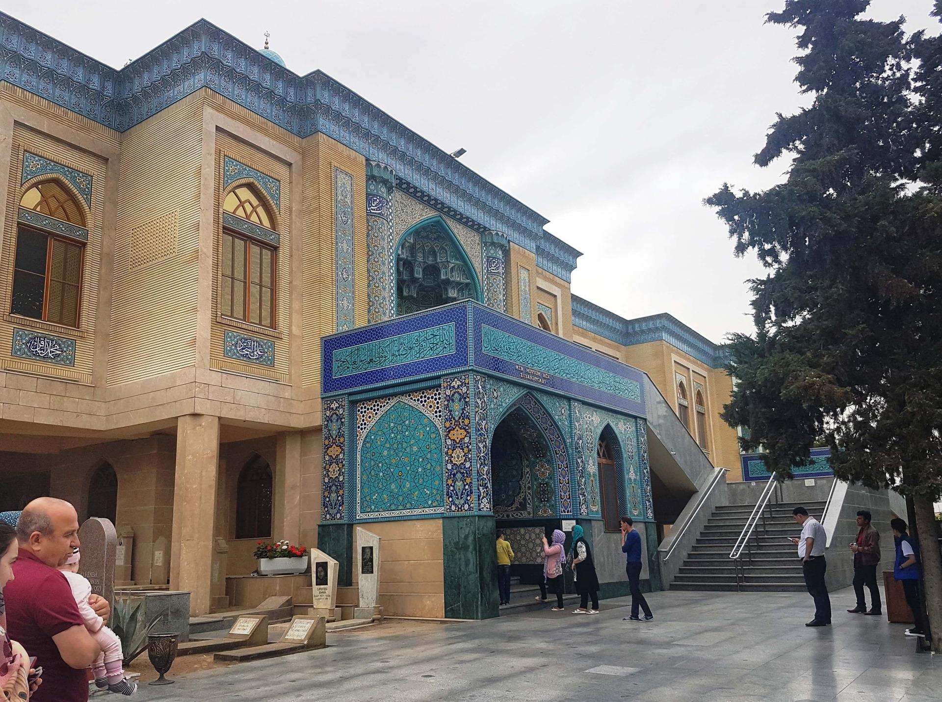 The Mir Movsum Aga Mosque