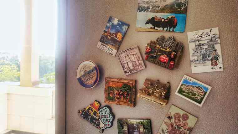 magnets, gifts, mementos, from the corner table, fromthecornertable, traveltuckintalk