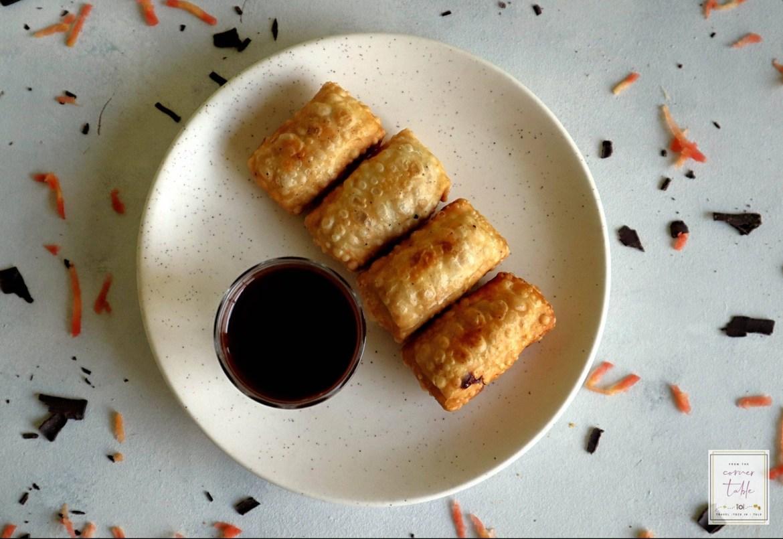 fromthecornertable, carrot-date rolls, vegetarian, vegan, gluten-free