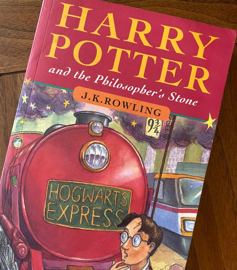 Harry Potter   From The Corner Table   Copyright Image