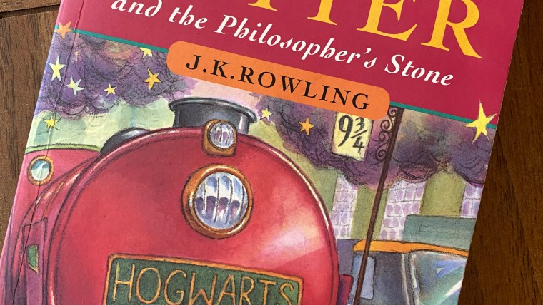 Harry Potter | From The Corner Table | Copyright Image