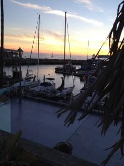 Sunset at Redondo Pier