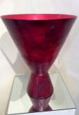 Large beaker by Heidi Loewen