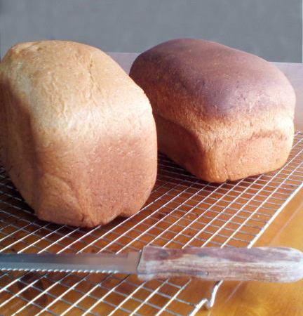 spelt-whole wheat bread for bread machine