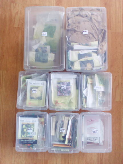 organizing seeds 1(G)